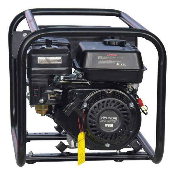 Electric generator HYUNDAI HY3100 single phase 2,5 / 2,8 kW