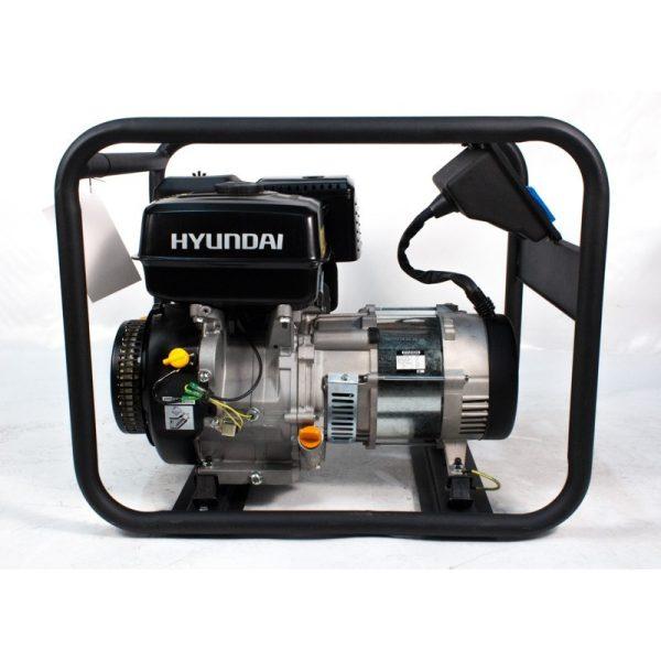 Electric generator HYUNDAI HY6000 monof 4 / 4,4 kW