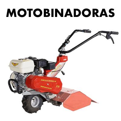 Motobinadoras