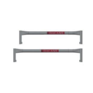 Barra DUO 45 800 Frontal/Lateral 800-3000 (SM)