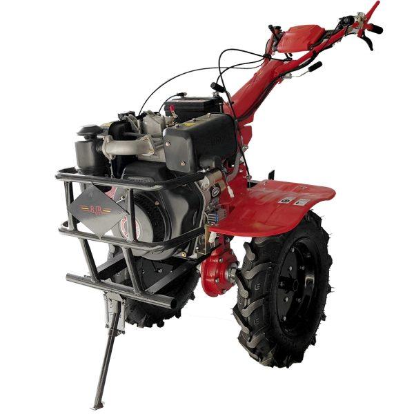 BJR Kama 135kE 406cc Motorrad