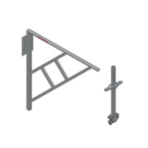 Verstärkte Wandkonsole (1300) (GA)