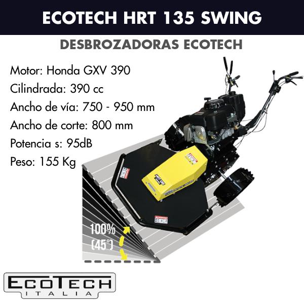 HRT 135 Swing