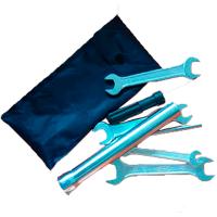 kit de herramientas para el mantenimiento de la motoazada