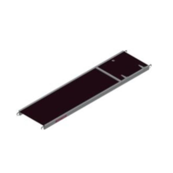 Plataforma fija DUO 45 45 2000-3000x750 FR (MD/AL) (Lote 10 ud.)