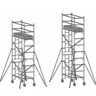 Torres móviles de aluminio ALU 50