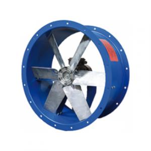 Ventiladores Homologados F200 Inmersos en Zona Riesgo