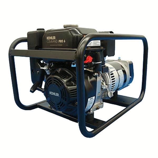 Generador Eléctrico Monofásico Carod CMK-3 con motor Kohler Lombardini CH270 de Gasolina