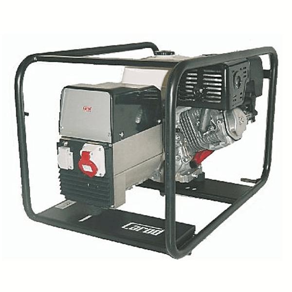 Drehstromgenerator Carod CTH-8 AE mit Honda GX390 Benzinmotor
