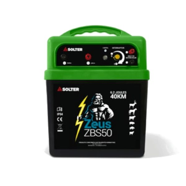 Pastor eléctrico Solter ZEUS ZBS50