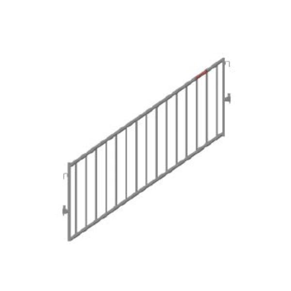 Barandilla escalera MF48 (GA)