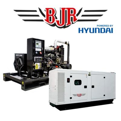 Grupos electrógenos BJR