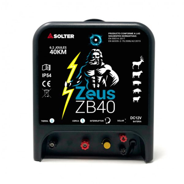 Solter ZEUS ZB40 Elektroschäfer