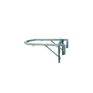 soporte metal bajante