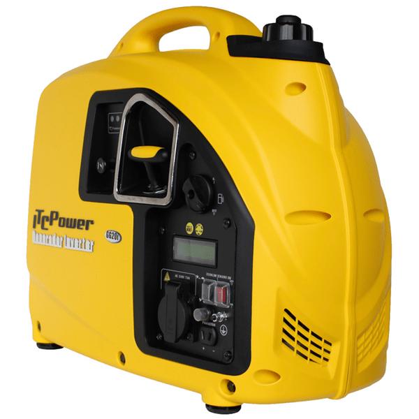 Generador Eléctrico Inverter ITC Power GG20I de Gasolina 1600 W