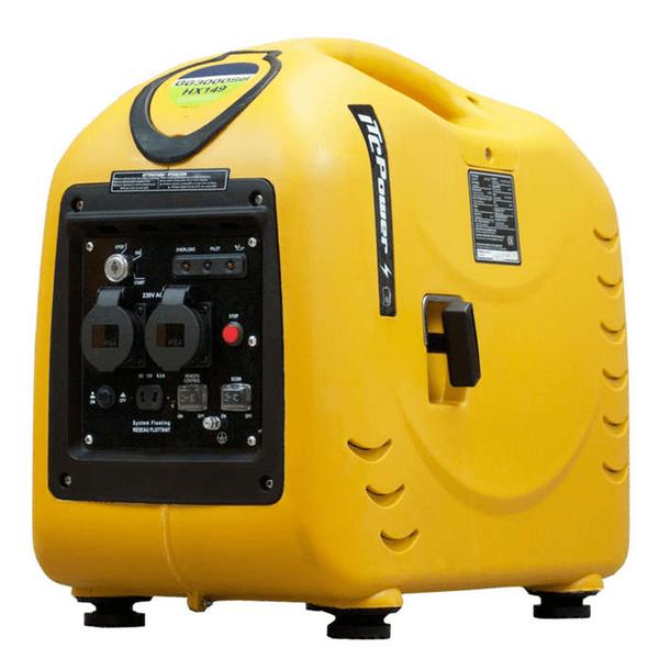 Generador Eléctrico Inverter ITC Power GG3000SEI de Gasolina 2600 W