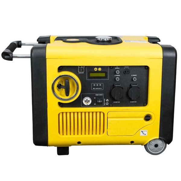 Generador Eléctrico Inverter ITC Power GG40EI de Gasolina 3600 W