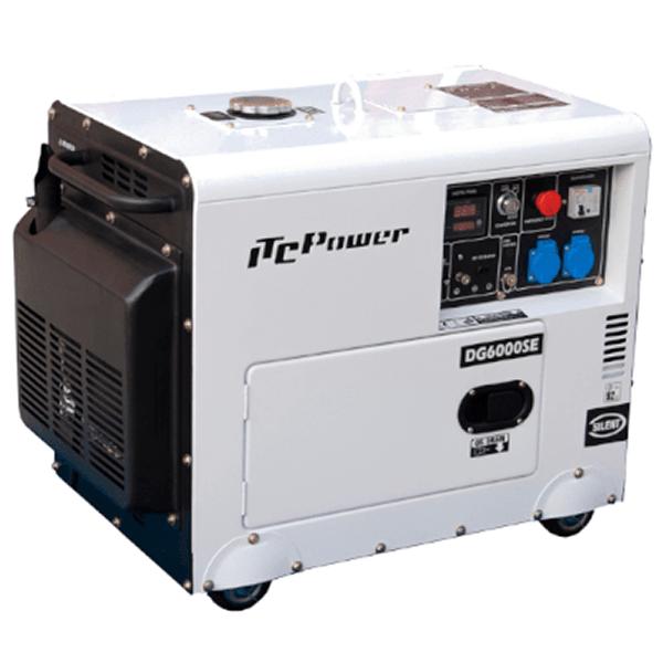 ITCPower DG6000SE Diesel Generator
