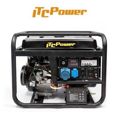 Generadores Eléctricos ItcPower