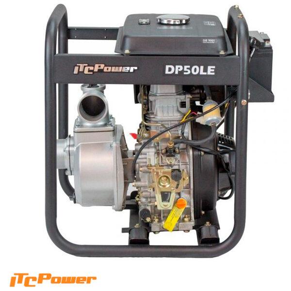 Motobomba Diesel Aguas Limpias DP50LE