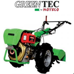 Motocultores Greentec