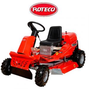 Tractores cortacésped Roteco