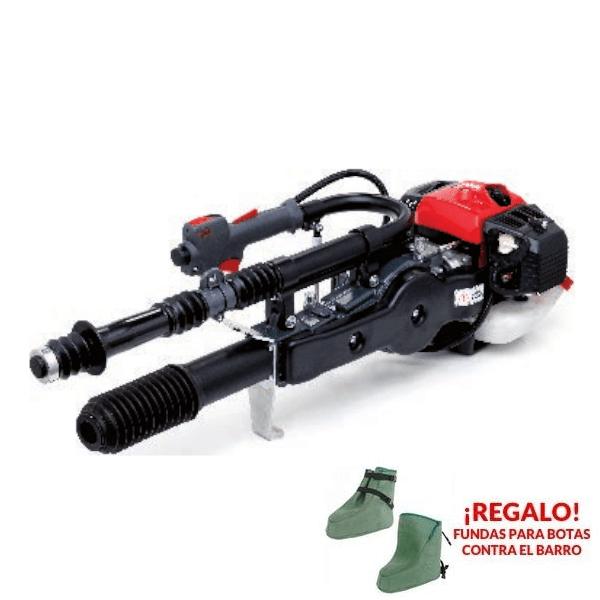 Vareador de gasolina profesional de gancho Roteco Vibroteco R60 63cc