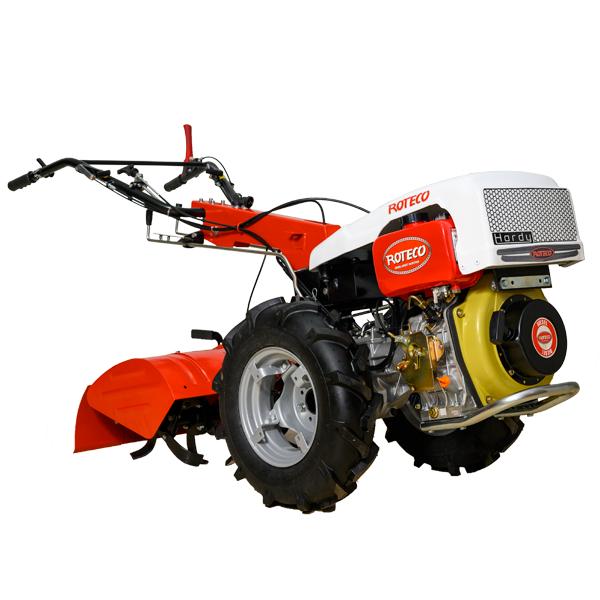 Roteco Hardy 2 + 2 Dieselmotor 8-9 PS