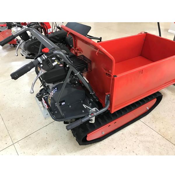 Carretilla Oruga (Transporter) Roteco 500K Motor Loncin 6,5HP