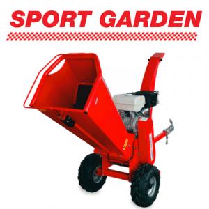 Trituradoras de ramas Sport Garden