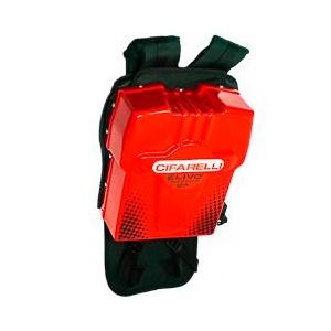 Batería de litio de mochila Cifarelli SBL52 de 12 V para vareadoras