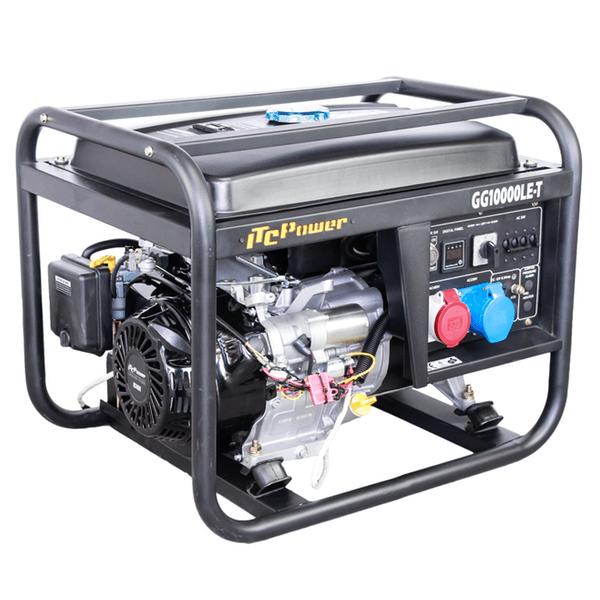 ITCPower GG10000LET Benzingenerator 7500 W