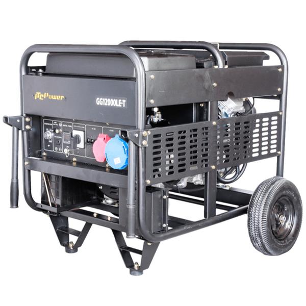 ITCPower GG12000LET Benzingenerator 9000 W