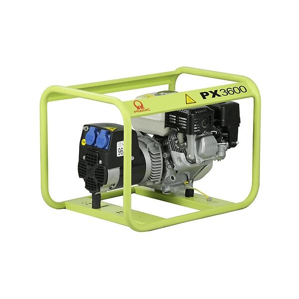 Generador eléctrico monofásico PRAMAC PX3600