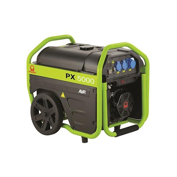 Generador eléctrico monofásico PRAMAC PX5000