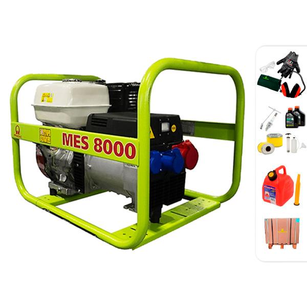 PRAMAC MES8000 three-phase electric generator