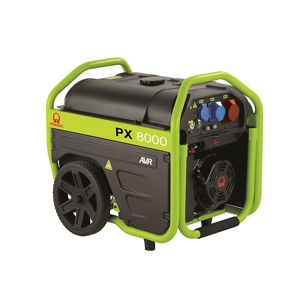 Generador eléctrico trifásico PRAMAC PX8000
