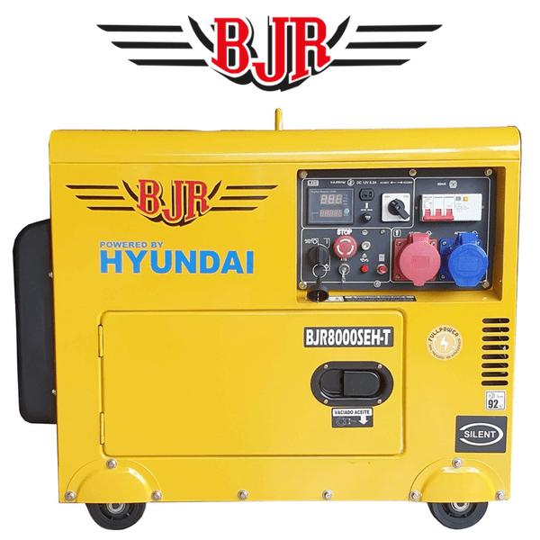 Generadores Eléctricos BJR