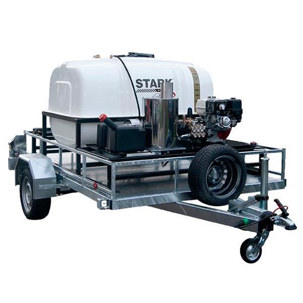 Hidrolimpiadora autónoma gasolina STARK EQ.RM AC 1000 200/15 motor Honda GX390