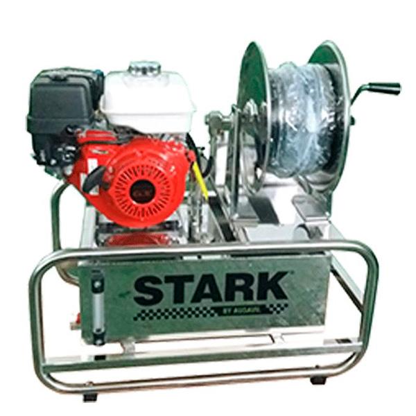 Hidrolimpiadora autónoma gasolina STARK EQCI100UH2016CH9 motor Honda GX270