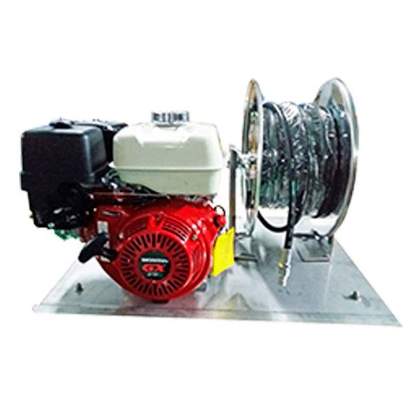Hidrolimpiadora autónoma gasolina STARK EQCIUH2016CH9 motor Honda GX270