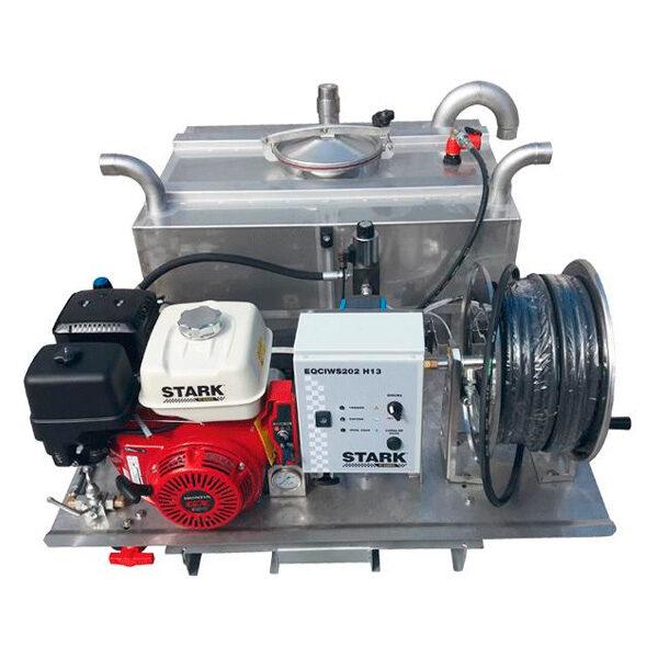Hidrolimpiadora autónoma gasolina STARK EQCIWS202H13 motor Honda GX390