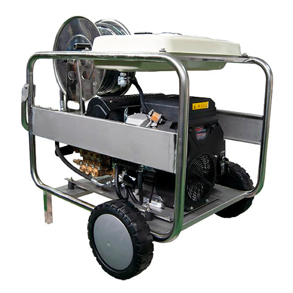 Hidrolimpiadora autónoma gasolina STARK SGFE 130/50 motor Honda GX690