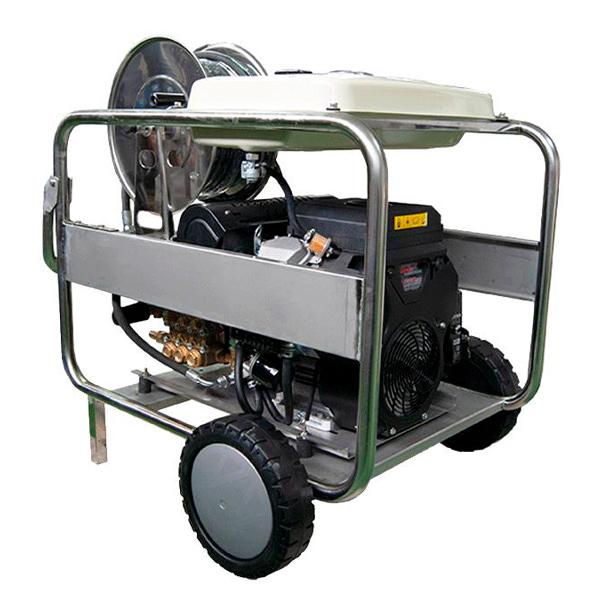 Hidrolimpiadora autónoma gasolina STARK SGFE 300/21 motor Honda GX690