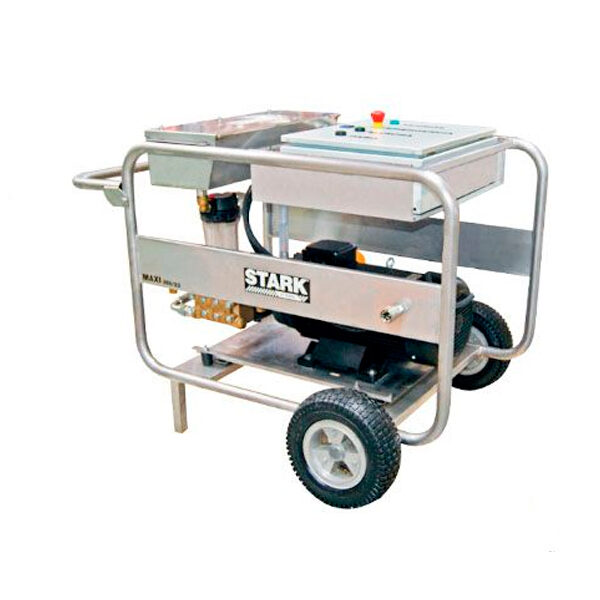 Hidrolimpiadora eléctrica agua fria STARK MAXI 350/23