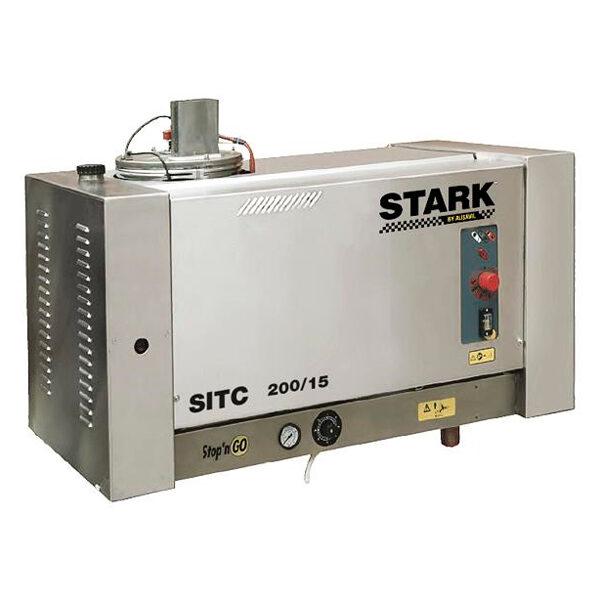 Hidrolimpiadora eléctrica de agua caliente STARK SITC 200/15 I