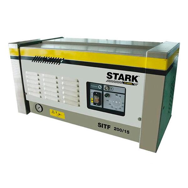 Hidrolimpiadora eléctrica de agua fria STARK SITF 200/15 I