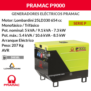 P9000-trifasico