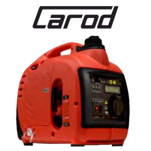 Generadores Eléctricos Inverter Carod