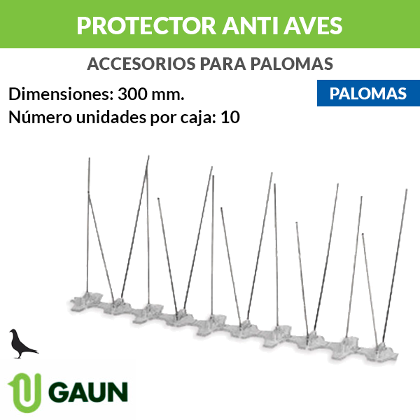 Protector anti aves